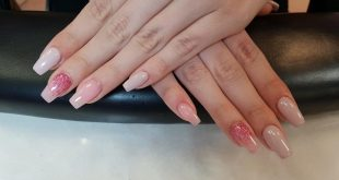 Here you can see beautiful nails from our work * beautynails.gp * Nice nail