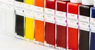 From today we have for you 7 new color ink colors in the assortment. And only these