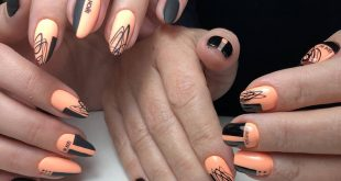 Manicures - Gemini, but each has its own character, if the master and the customer have