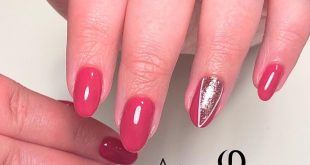 New color for holiday-filled nails from Gellamellen. Order time with me >>