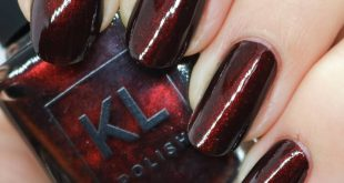 "This dark red is , ""Used products ◇ Essie first base P KLPolish scorpion ◇ Catr"