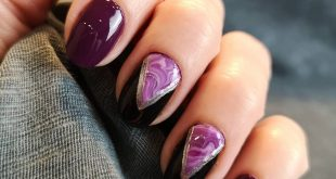 Today I tried a Drip Marble. Pretty pretty.