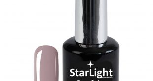 StarLight Gelpolish Pure Color Taupe Nude - 15 ml