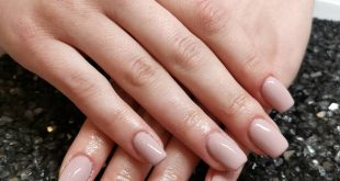 Coloring gel Amber with the biotin nail oil - MATTEATED - , , ,