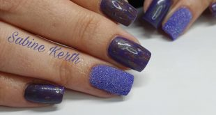 Nails like time * advertising *
