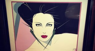 We have a beautiful Patrick Nagel serigraphy in a Limited Edition NC-15 (15th Nage