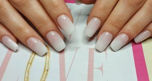 This time baby nails extension with gel system of Would you do that too?