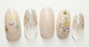 Christmas 2019 limited edition design of all 6 types ¥ 7,980 → ¥ 7,500 With polite cuticle care & artificial stone