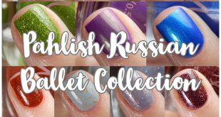 Coming this Black Friday from  The Russian Ballet Collection is a 13 piece colle