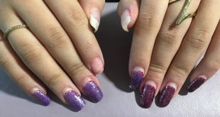 Nail artist: sara  before, afterwards  Manicure & gel polish