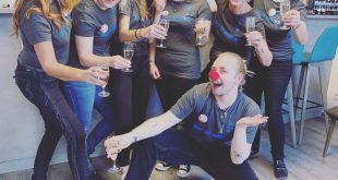 The red nose day was a complete success! Thanks to all contributors and customers /