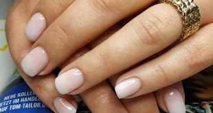 Again Baby Nails, here with gel on the natural nail  _________________