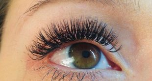 Eyelash extension volume technology by Korona beauty salon , , , ,