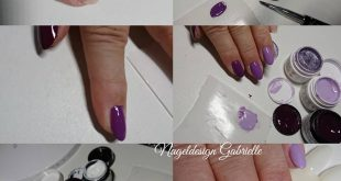 Nail design by Gabrielle                          Brand recognition advertising