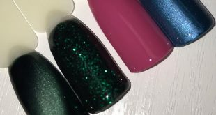 New colors girls green, a big topic this year. nailsty
