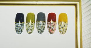 What a beautiful- - -Tweed nail. -Perfect for now - - -call for reservation  Hongdae Daisy Nail -1: 1 meticulous surgery / reservation required / simultaneous surgery is possible -hemp