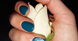nail design A stylish and simple design