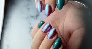 Incredibly beautiful glitters that made me but that at all could not take a picture to be t