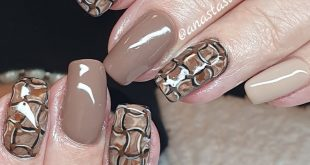 Manicure with Oulac gel paint color. Finish with Oulac Top Coat. Are you in need of ma