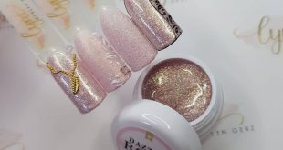 You have already tried our dazzle gels in 5 colors. auc