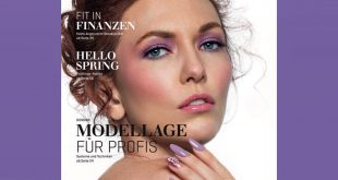 Good start to the week dear ones, our new Nailpro issue 3 is here! Auc