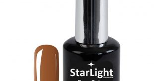StarLight Gelpolish Pure Color Penny Brown - 15 ml