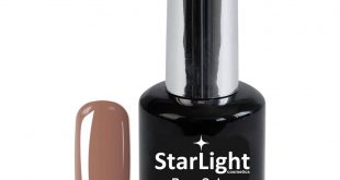 StarLight Gelpolish Pure Color Rosy Brown - 15 ml