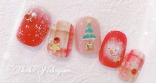 2019.11.11 nail school tricia ♡ Thank you for taking the gel art lesson! ♡ ⠀ I also took the students' work (