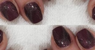 COCO  . Stunning colour... subtle shimmer... good client choice  . .