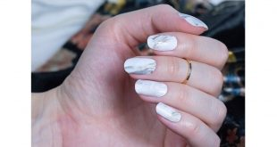 Ciao, ladies! Get to know our unusual design for the ultimate marble mani! Add Miss So