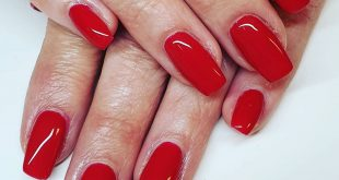 New set of nail extensions 20% discount in April.