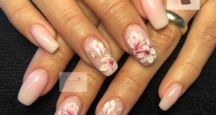 One time bridal nails please if the man is missing ... here she wishes