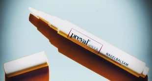 """Protection and care for the nails is also available """"To Go"""" with the practical preval O"""