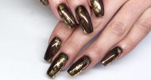The beautiful golden autumn will probably remain only on the nails