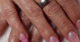 Thermo lacquer in glamor pink