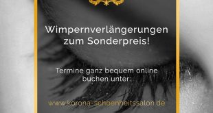 [Werbung] Our dear colleague and professional lash stylist perfected