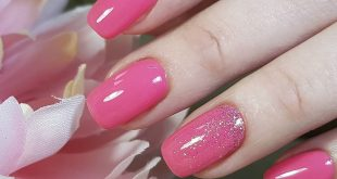 Сочно . Manicure with cutter, gel polish coating, design. . Price - 40 . . . .