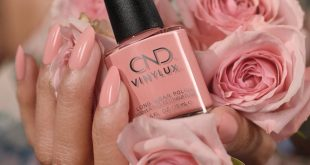 CND Vinylux English Garden - A romantic and feminine collection that is reminiscent of o