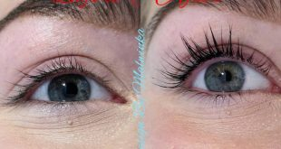 Free appointments With eyelash lamination you can conjure up natural eyelashes