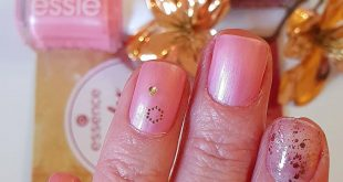 Good morning sweethies how are you Spring on my nails with Nag
