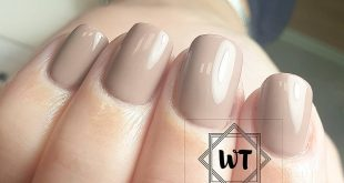 If u are lucky enough to have strong and beautiful curve natural nails.. u doesn