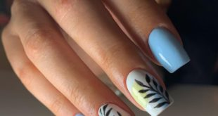 Landing powder and gel polish design     Cover for nails for artificial feet Cover_Nail   Castle _