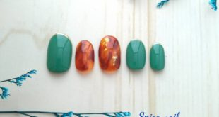 new design  I tried to match the tortoiseshell color and the gold I've had interesting things about green color lately