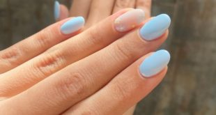 Lamination or hardening of natural nails is a kind of gel materials, one of the best options.