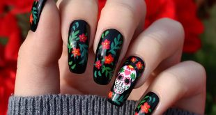 Hand painted skull for ... ... ... ... ...